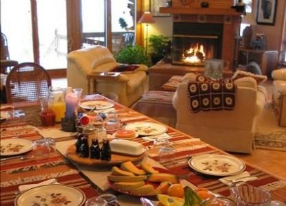 Sundance Bear Lodge, dining area