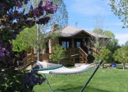 Sundance Bear Lodge  Main House