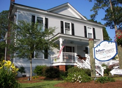 Belhaven Water Street Bed & Breakfast, Ltd Belhavven, North Carolina