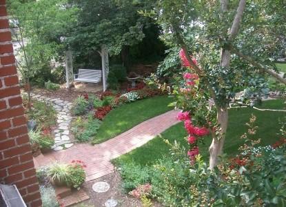 Pettigru Place Bed & Breakfast-Yard
