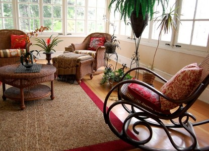 Alexander Mansion Bed and Breakfast living room