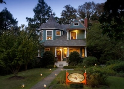 Your Romantic Bed and Breakfast get-away in Asheville, offering Victorian elegance, with all the comforts of today.