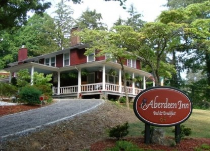 The Aberdeen Inn, Asheville, North Carolina, front