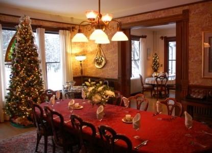 Beaufort House Inn-Christmas Time