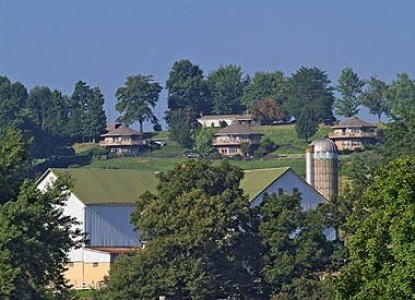 Holmes With A View Guest Accommodations Millersburg, Ohio