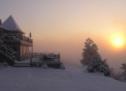 ECCE Bed and Breakfast-Snow