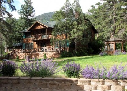 America's Rocky Mountain Lodge & Cabins front
