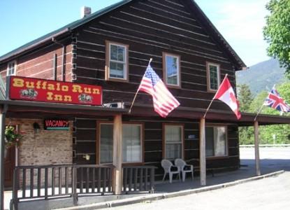 Buffalo Run Inn, front view