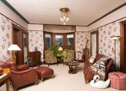 White Swan Inn, Living Room