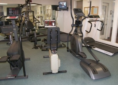 Country Inn at Camden/Rockport Bed & Breakfast, workout equipment