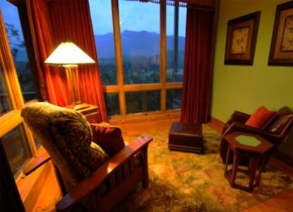 Richmont Inn Living Room View