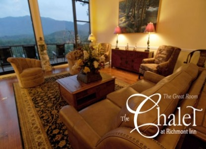 Richmont Inn Living Room