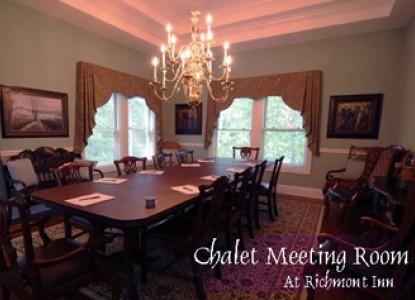 Richmont Inn Meeting Room