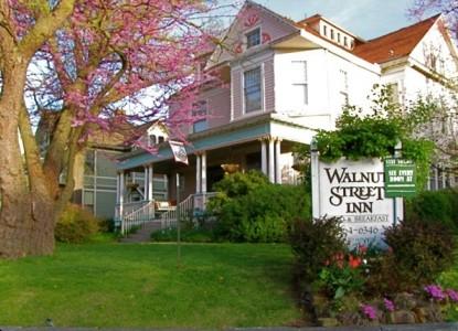Walnut Street Inn Bed and Breakfast, front view