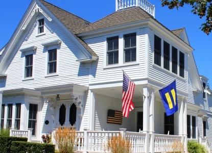 The White Porch Inn - Provincetown, Massachusetts, White Porch Inn Art Hotel