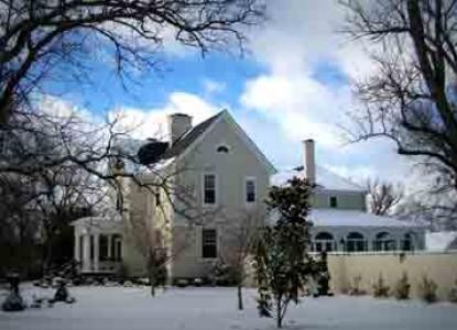 A Storybook Inn snow