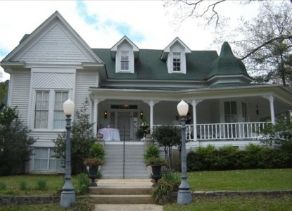 Rose House Inn Bed & Breakfast, Fayette, Alabama, house