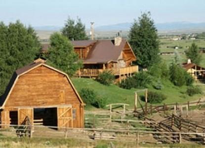 Piole Creek Ranch,barn