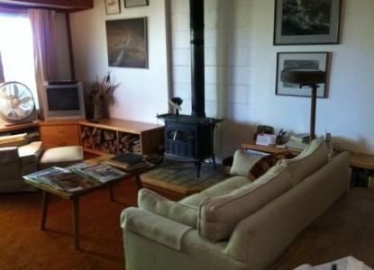 Deer Run Ranch Bed & Breakfast, common lounge