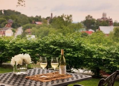 The Inn at Hermannhof-Wine