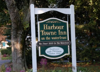 Harbour Towne Inn on the Waterfront-Marquee