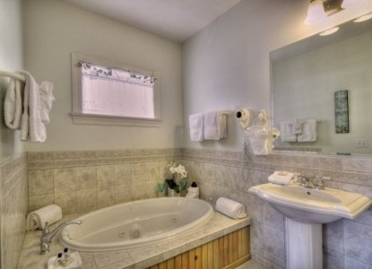 Blue Heron Seaside Inn, Bathroom