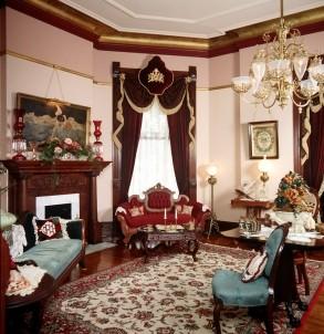 The Empress of Little Rock living room