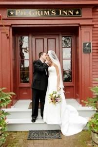 Pilgrim's Inn-Wedding Couple