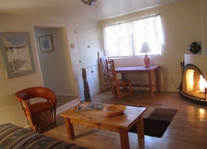 Pueblo Bonito Bed & Breakfast table
