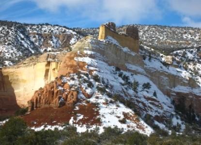 Pueblo Bonito Bed & Breakfast mountains