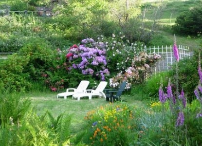 Howard Creek Ranch Garden