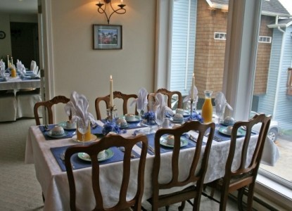 Ocean House Bed & Breakfast-Dining Table