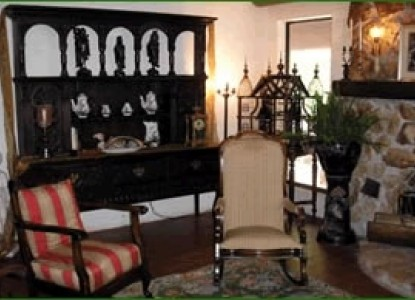 Lily Creek Lodge Bed & Breakfast-The Gathering Room