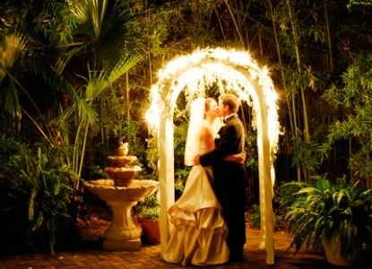 Crystal River Inn Bed & Breakfast, weddings
