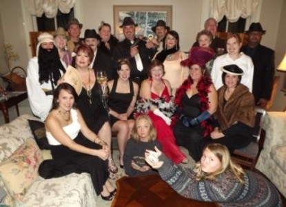Crystal River Inn Bed & Breakfast, murder mysteries
