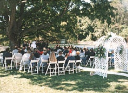 The Inn at Brandywine Falls, weddings