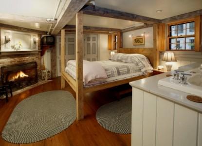 The Inn at Bath-Bedroom