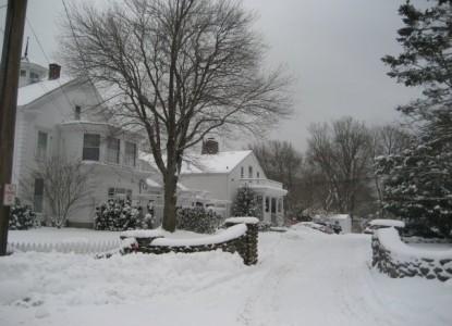 Captain Stannard House Country Inn-Snow