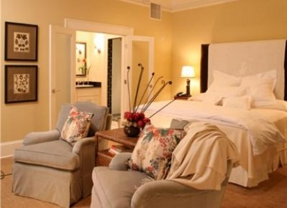 The James Madison Inn & Conference Center-Luxury King