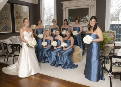 The James Madison Inn & Conference Center-Wedding Party
