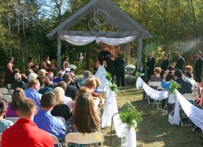 The James Madison Inn & Conference Center-Wedding Ceremony