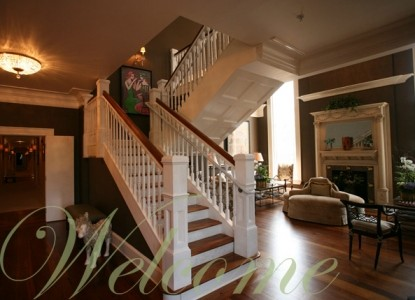 The James Madison Inn & Conference Center-Stairway