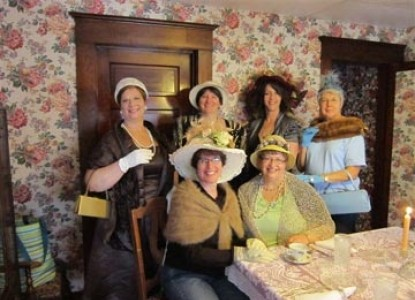 The Shepherds' Inn Bed and Breakfast, Inc.-Red Hat Society
