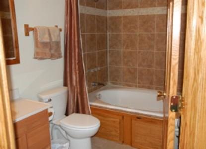 Crescent View Bed & Breakfast-Grandview Suite Bathroom