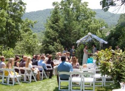Prospect Hill Bed & Breakfast Inn Wedding