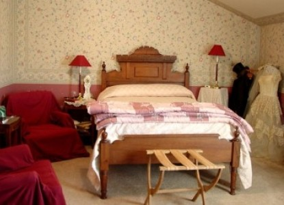 Grey and Gables Bed 'N Breakfast bedroom