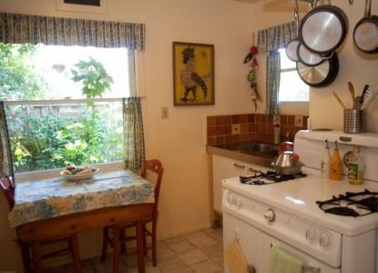 North Berkeley Cottage, kitchen