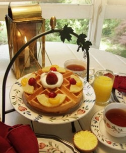 Governor's Trace Bed & Breakfast-Breakfast