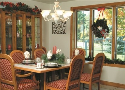 Allegan Country Inn-Dining Room