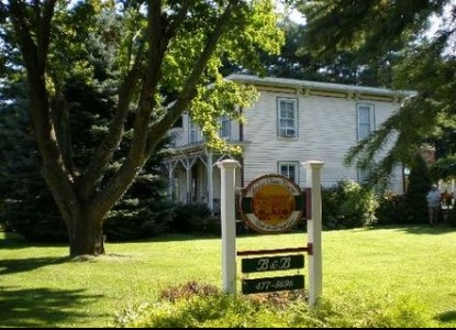 Arbor View House Bed & Breakfast, marquee